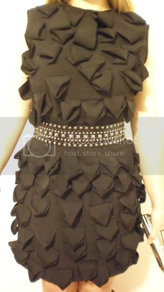 fashion diy, diy dress,lanvin dress diy