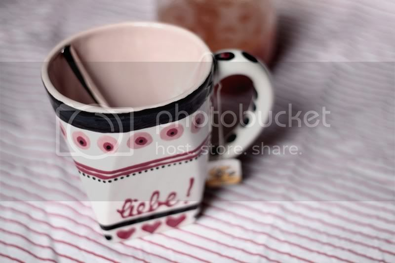 TEETASSE LIEBE